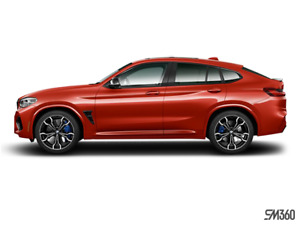 2020 BMW X4 Competition