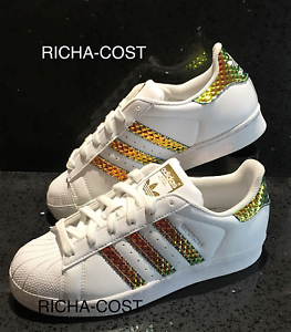 Boxed Adidas Superstar 3d WhiteIridescent Unisex All Sizes New F99726 O8XNn0Pwk