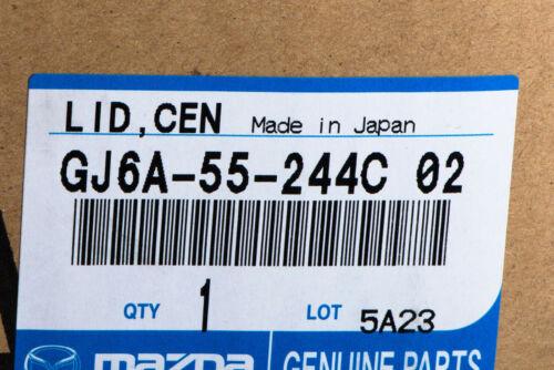 2003-2005 Mazda6 Upper Dash Center Console w// Lid OEM BRAND NEW Genuine