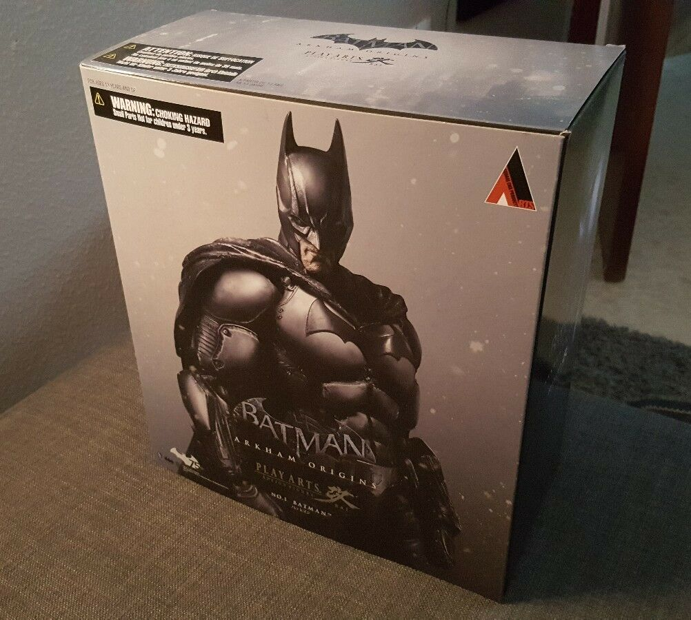 Batman Arkham origins Play arts Kai