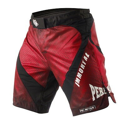 Volt 3.0 Extra Duty Fight Short Black by Nogi Industries for BJJ MMA Grappling