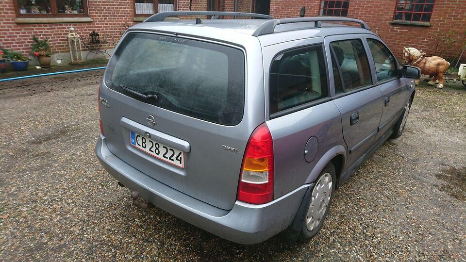 Opel Astra, 1,6 16V Comfort Twinport stc., Benzin