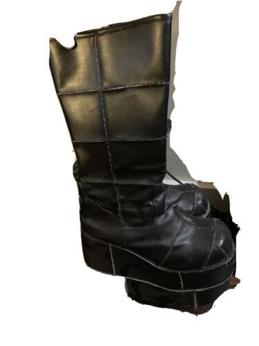 DEMONIA STACK-308 Extremer Plateau Stiefel Gothik Metal Punk Grunge Dark Gogo