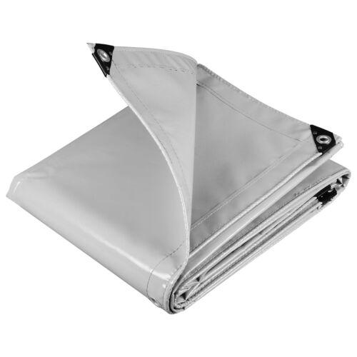 PVC Abdeckplane Gewebeplane Industrieplane LKW Plane Wasserdicht 500g//m² #1256