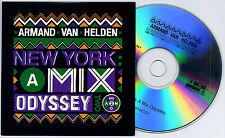 ARMAND VAN HELDEN New York A Mix Odyssey 2 UK promo test CD Erik B Queen Latifah