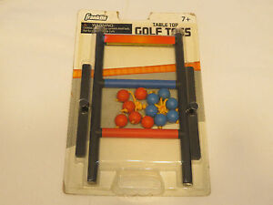 Franklin Ages 7+ Table Top Golf Toss ideal for home and office play mini NOS