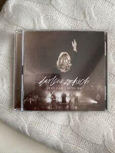 Darlene Zschech : Here I Am/Send Me CD Album with DVD (2017)