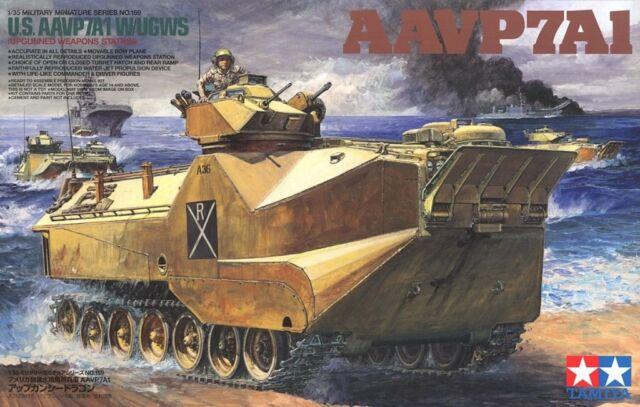 Tamiya 35159-1//35 US Aavp7A1 W// Ugws Neu
