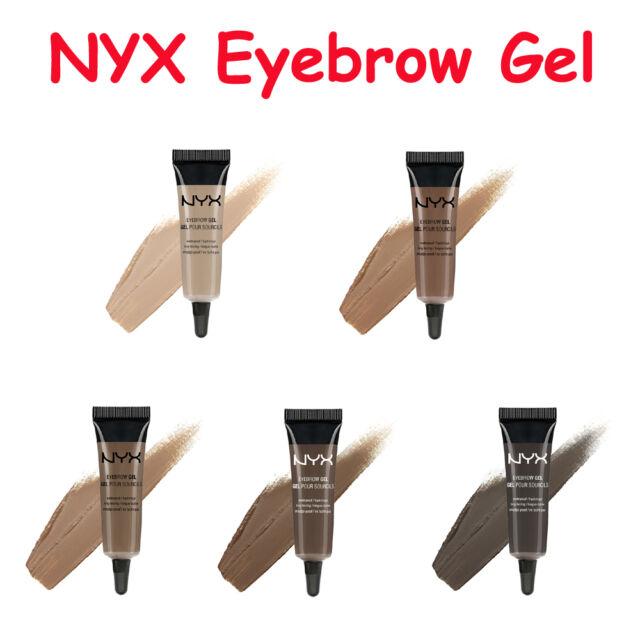 NYX Waterproof Eyebrow Gel / EBG / Pick Your 1 color
