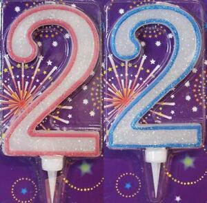 Image Is Loading Birthday Candle Giant Jumbo Big Large 15cm Glitter