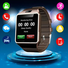 DZ09 Smart watch Bluetooth Unlock Watch Phone Camera SIM Card For Android-CANADA