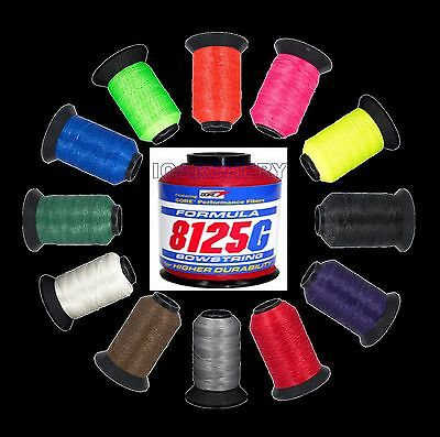 8125-G BCY BOW STRING MATERIAL 1//4  LB SOLID COLORS