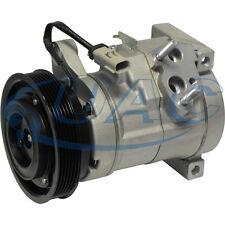 NEW AC Compressor DODGE CARAVAN 3.3L & 3.8L 2007 2006 2005 2004 2003 2002 2001