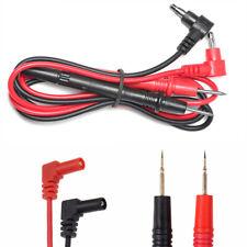 Wire Pen Multimeter Test Leads Needle Tip Probe For Digital Multimeters