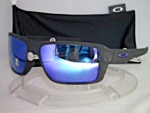 bcb0053b3f Image is loading OAKLEY-DOUBLE-EDGE-Sunglasses-OO9380-0466-Matte-Black-
