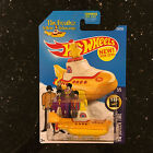 2016 Hot Wheels The Beatles Yellow Submarine ( L Case )