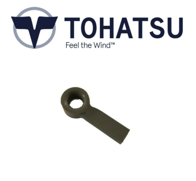 3B7-83715-2 Tohatsu Outboard Engine End Remote Control Cable End