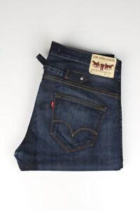 32349 Levi's Levi Strauss 503 Loose Blau Herren Jeans Größe 33/32