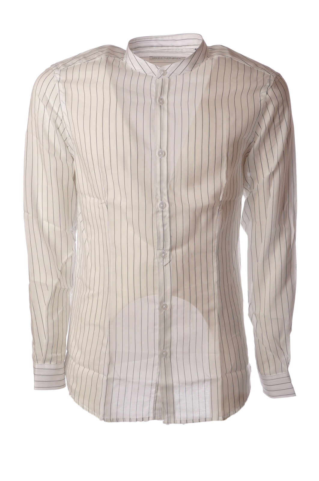 Daniele Alessandrini - Shirts-Shirt - Man - Weiß - 5043815G184030