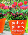 Pots and Plants: Inspired Year-round Ideas for Your Outside Space by Barbara Segall (Paperback, 2008)