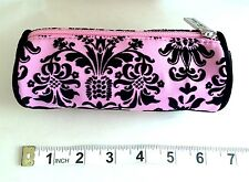 Too Faced DAMASK ROLL Cosmetic Makeup Bag New