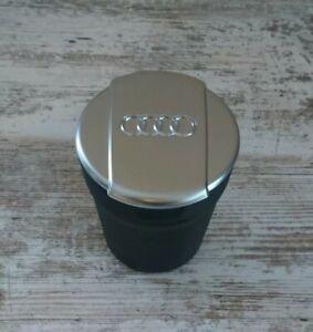 Original-Audi-Aschenbecher-fur-A3-A4-A5-A6-A7-A8-und-Q2-Q3-Q5-Q7-NEU