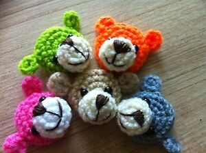 50 Free Crochet Teddy Bear Patterns ⋆ DIY Crafts | 224x300
