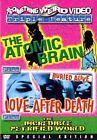 Atomic Brain Love After Death Incredi 0014381018325 DVD Region 1
