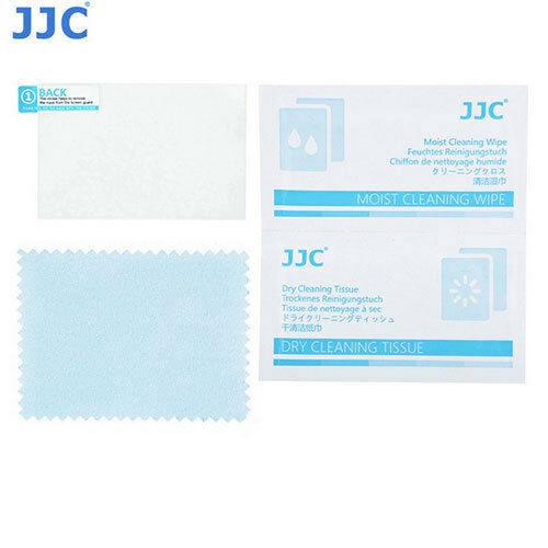 JJC GSP-G7XM3 cristal óptico LCD Protector de Pantalla para Cámara Cubierta Canon G7X III