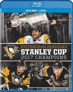 PITTSBURGH-PENGUINS-STANLEY-CUP-2017-CHAMPIONS-BLU-RAY-DVD-BLU-BLU-RAY