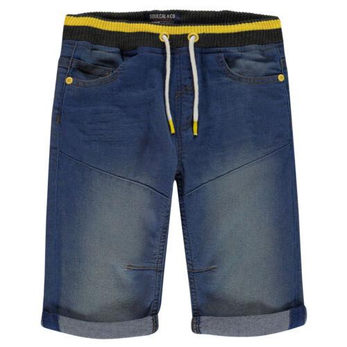 SoulCal Shorts Kurze Hose Fußball Kurzhose Jungen Kinder Sporthose 5130