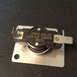 Suburban Rv Furnace Limit Switch 230496 Ebay