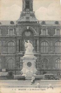 Roanne-das-Denkmal-Populle