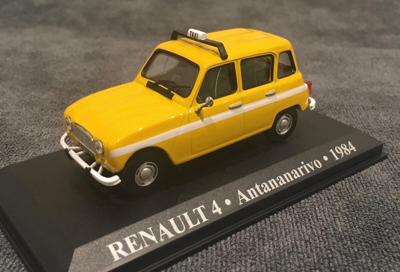 Taxis del Mundo, 6 modelos diferentes de Altaya en escala 1 43.  NUEVOS
