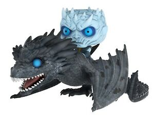 Funko-Pop-Rides-Game-of-Thrones-Night-King-on-Dragon-Collectible-Figure