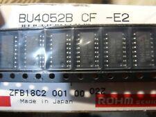 BU4053BCF ROHM SOP-16,Triple 2-channel analog multiplexer