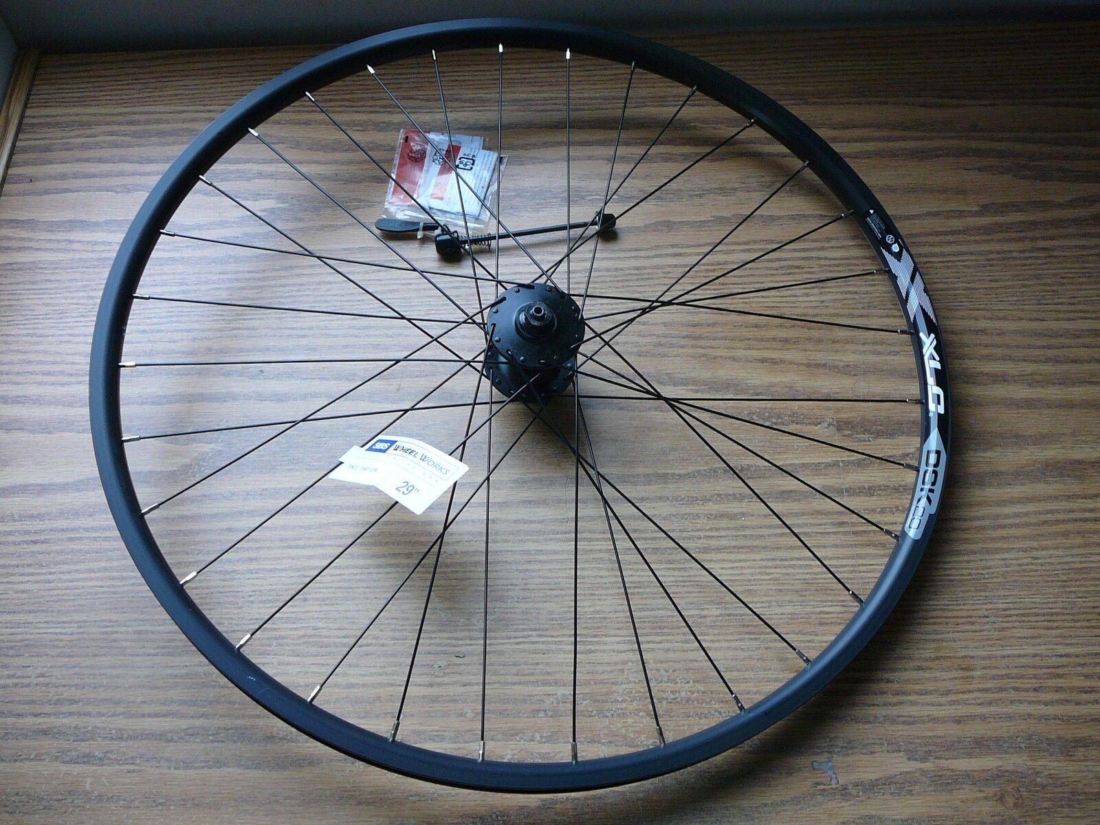 29  MTB Front Bicycle Wheel XLC DSK20 Shimano M475 Disc Brake QR 29er Bike New