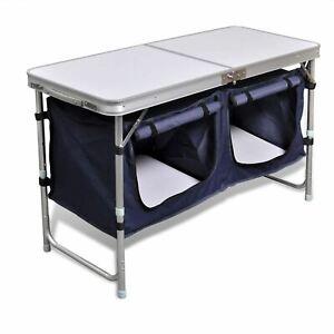 Foldable-Camping-Kitchen-Cupboard-Storage-Aluminium-Frame