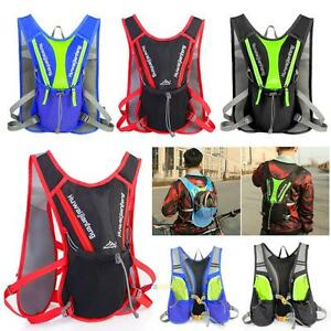 NEW Sporting Backpack Water Bladder Bag Hydration Packs Hiking Camping Cycling
