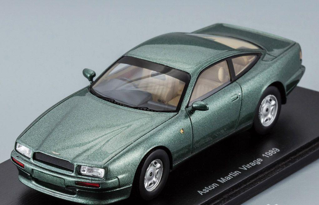 Aston martin virage 1989 funke 1 43 s0599