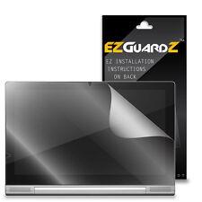 "2X EZguardz LCD Screen Protector Cover HD 2X For Lenovo Yoga Tablet 2 Pro 13.3"""