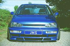 JMS Racelook Frontspoilerlippe für VW Golf 3 Limousine/ Variant