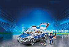 Playmobil - Polizei-Einsatzwagen, Neu, Ovp, 6873