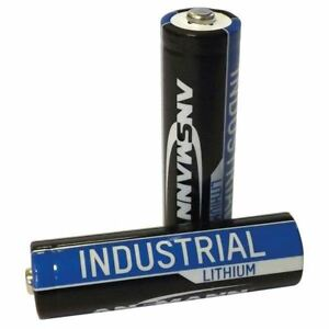 Ansmann-1502-0005-Aa-Industrial-Litio-Paquete-de-10