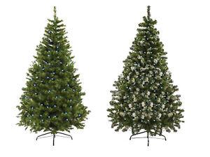 tannenbaum k nstlicher christbaum weihnachtsbaum led in. Black Bedroom Furniture Sets. Home Design Ideas