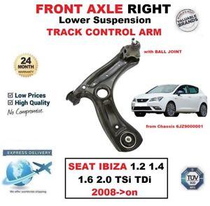 Eje-delantero-dcho-Brazo-De-Control-Inferior-Para-Seat-Ibiza-1-2-1-4-1-6-2-0
