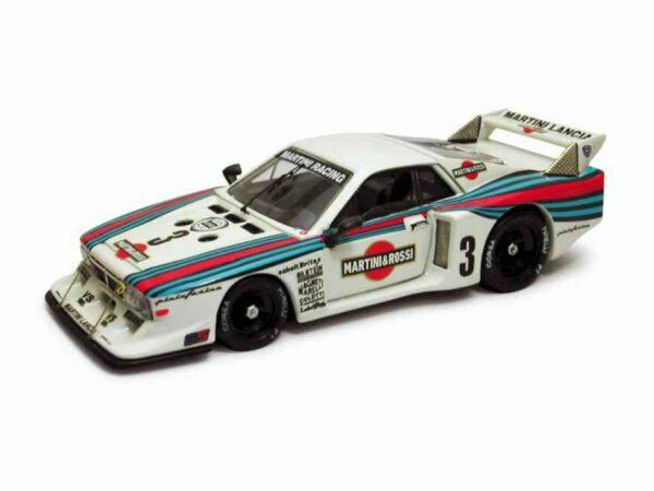 Lancia Beta Montec.n.31 18th Daytona 1981 Patrese heyer pesCocheolo 1 43 Model