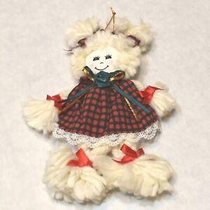 Yarn-Ragdoll-Christmas-Ornament-8-Inch