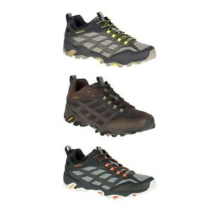 New-Authentic-Merrell-Moab-FST-Men-039-s-Medium-Vibram-Hiking-Trail-Shoes-All-Sizes
