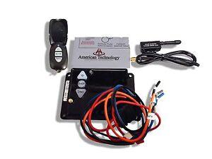 Dump Trailer Wireless Remote Control System 12 Volt